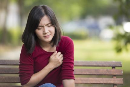 πόνοι στο στήθος