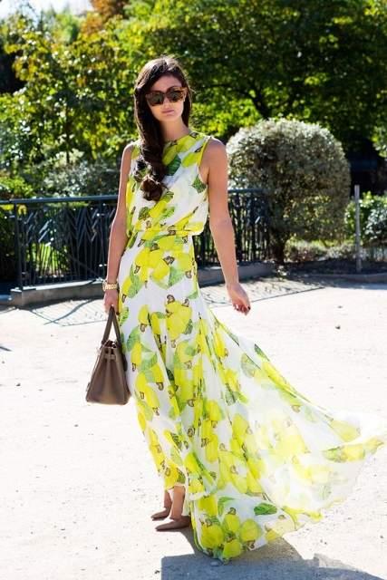 Το Μάξι Φόρεμα
